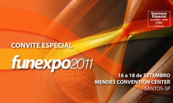 Vem aí a Funexpo 2011
